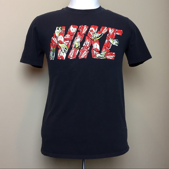 fa9490797fa83 Nike Shirts | Shoeboxsneaker Tee Tshirt Athletic Cut | Poshmark